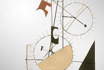 sculptures and mechanisms