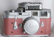 Cameras / Cámaras (vintage, réflex, digital, etc) ❤ / ●﹏● / by ♥Almendra K.V.S♥