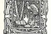 Exlibris / Bookplates - great illustrators