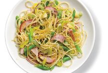 Spaghetti and Ham / by Kathy Fenwick-Wojak