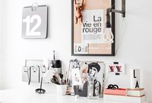 Work Spaces *that inspires creativity* / Home offices and work studios