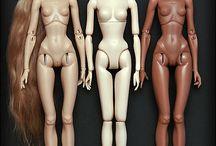 Russian BJD dolls