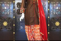 Exclusive Designer Patiala Salwar Kameez Collection.