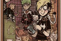 Urban Kid and Teenagers