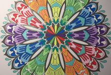ColorIt Traveling Mandalas Submissions / Enjoy our creative mandalas coloring pages from our Traveling Mandalas Adult Coloring Book, submitted by none other than our awesome ColorIt fans!