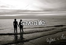 Before I Die... / Everyone needs a Bucket List. So here's my beginning... / by Krista Williams