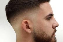 Férfi haj