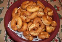 rosquinhas fritas