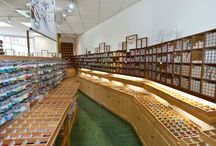 Bead stores / I love shopping for beads! A collection of bead stores from around the world. Treasure troves :o)