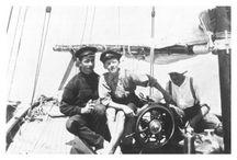 Vintage sailing and boating / Historic boats, yachts, motorboats and more