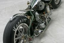 Custom motorcycles/bikes