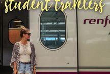 Rejser med bae / Steder og tips til os!