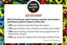 I'm a Teacher ❤️✏️ / by Cara DeMoss
