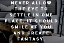 Beautiful Quotes About Home / 36 of our favourite home quotes and sayings.