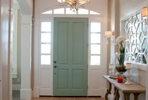 Entry / Foyer Inspiration