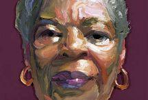 Paintings I love- portraits