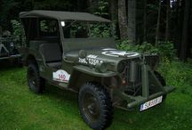 GPW / 1941-1945 Ford GPW / by Kaiser Willys Auto Supply