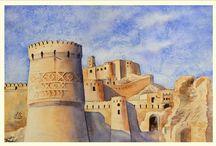 Watercolor Paintings / Watercolor Paintings