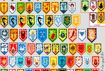 nexo knights shields