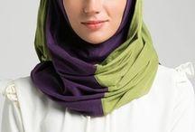 Jilbab more colors