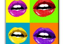 Pop Art tavlor / Pop Art kategorin består främst av coola canvastavlor och oljemålningar för alla smaker.