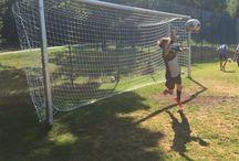 Towart und Torhüter Fußballcamp / Unser Camp für alle Fußball Torhüter unter euch! Euch erwarten Intensives Torwarttraining und spannende Sportangebote.