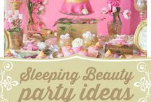 Sleeping Beauty party
