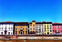 Pisa / My city