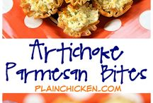 Party Food / Party food ideas. Party entertaining.