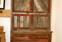 Barnwood Ideas / by Janis Buffington