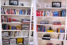 "Organization / Organizing all the ""stuff"""