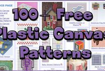 PLASTIC CANVAS PATTERNS / by Sharon Lewis