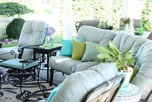 Deck and Yard Inspirations / by Deb Haines