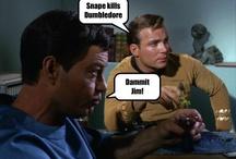 Star Trek / by Joanna Sharrett