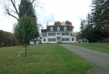 Charlene's Gray Farm PA / Future B&B from my home town. Owner and creator is me :)  All photos by Paige Tibbe.