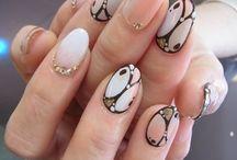 ćwiczenia nails