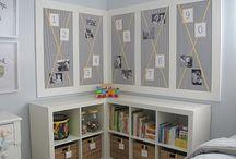 Kids room / game room