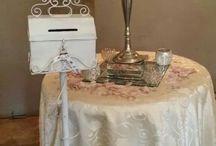 Wedding - Gift table