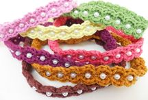 CROCHET JEWERLY / by Louise Luster