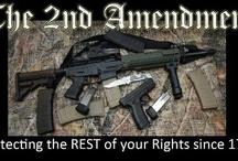 2nd Amendment  / by Roy Gooden