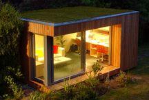 Backyard Studio Ideas / by Karen Sergent