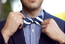 Cool men's fashion / by quattrophinia