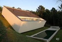 Arquitectura / by Rosário Paiágua