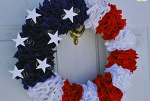 Love it - 4th of July Favorites / Celebrate Independence day with these fun crafts and recipes.