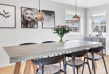 Kitchen dining area - Inspiration / We have gathered inspirational kitchen dining area pictures for you. Photo credits: Our amazing customers.