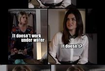 Funny PLL quotes