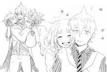 Shiemi x Amaimon
