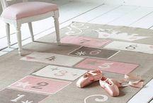 Girls rugs