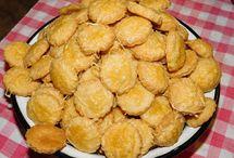 péksütemény, sós sütik