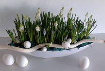 Wielkanocne dekoracje / Easter decorations / Wielkanocne pomysły na dekoracje do domu / Inspirations for easter decorations